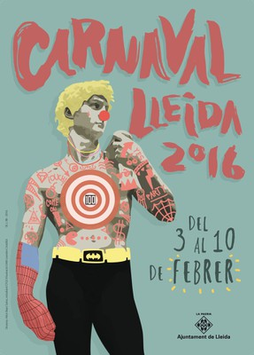 Cartell Carnaval 2016