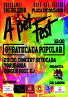 2on A PÈL FEST / BANDA RETOCADA + YORUBAHIA +After Party, Ginger Rose Dj.